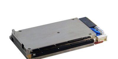 3U VPX RF processing system boasts highest RF channel density