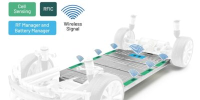 GM uses Analog Device' wireless battery system for EVs