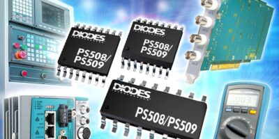 Analogue multiplexers from Diodes serve IIoT