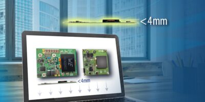 Two eGaN FET demo boards demonstrate efficiency in thin electronic formats