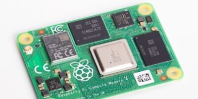 Raspberry Pi Compute Module 4 shrinks form factor, increases memory options