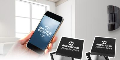 MCUs integrate peripherals for sensor-based IoT applications