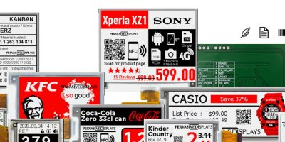 Pervasive Displays appoints Mouser global distribution partner