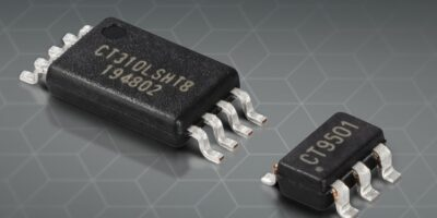 Murata introduces 1D and 2D TMR magnetic sensors