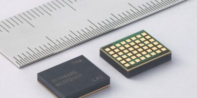 Integrated DC/DC converter design reduces footprint and height