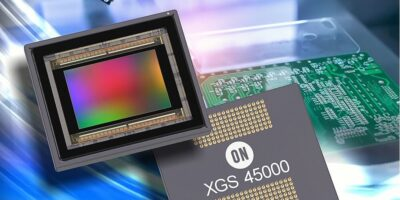 Low noise image sensors enhance ON Semiconductor's industrial range