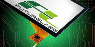 Futurelabs' TFT displays are now available from Relec