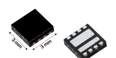 Integrated MOSFET PowerPair increases power density for medical equipment