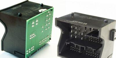 Junction box connector meets Volkswagen interface standard