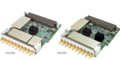 VadaTech adds FMC238 and FMC239 FPGA mezzanine cards
