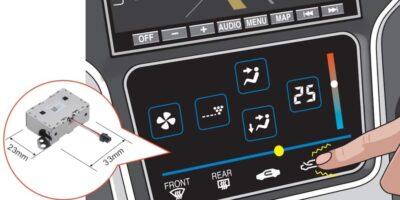 Haptic feedback brings vibration to vehicle warning systems