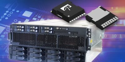 AOS offers 600V MOSFET in space saving TOLL package