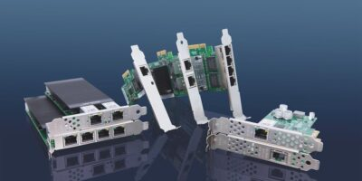 1GigE and 10GigE interface cards enable multi-camera set-ups