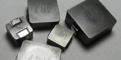 Mag Layers USA's moulded power inductors available from Digi-Key Electronics