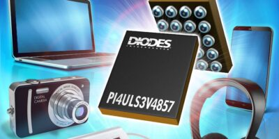 Bi-directional level translator connects memory cards with low voltage chips