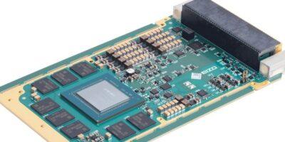 EIZO bases 3U VPX graphics/GPGPU card on Nvidia Turing for hi-rel AI