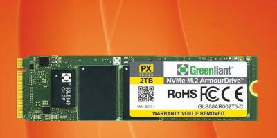 Energy-efficient DRAM-less NVMe SSDs provide storage and fast access