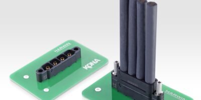 Harwin introduces multi-contact, high current power connector