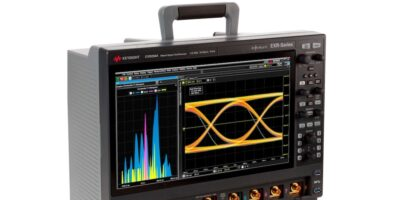 Keysight offers Infiniium EXR-Series scopes through distributors worldwide