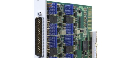 Programmable PXI modules simulate current loop-based sensors
