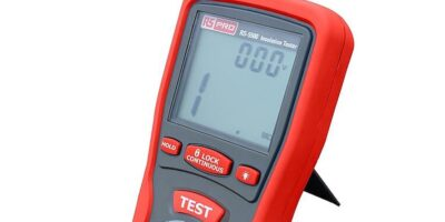 RS Components stocks handheld instruments in Pro range
