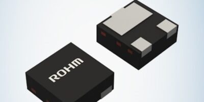 AEC-Q101-qualified MOSFETs are compact for ADAS and ECUs