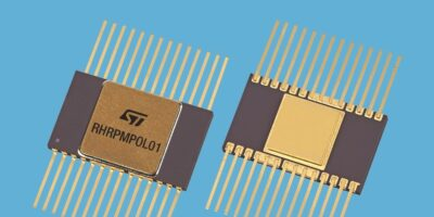 Configurable PoL converter extends ST' space-qualified power portfolio