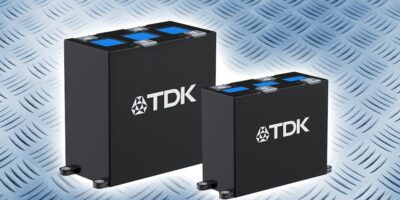 Cubic capacitor takes shape for modular DC link applications