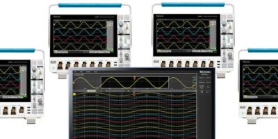 Software allows remote views and analysis from multiple oscilloscopes