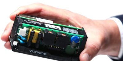 Vox Power introduces compact medical power supply