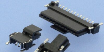 Surface mount board to board connectors save 'precious' space says W+P