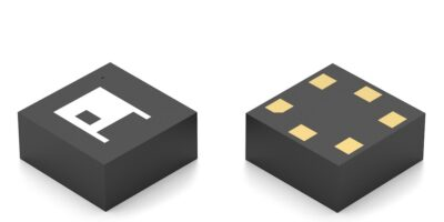 MEMS humidity sensor is designed for long term stability