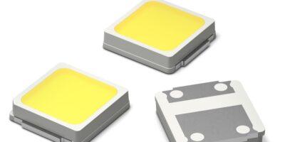 White LEDs from Würth Elektronik double to 30