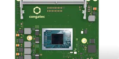 congatec places AMD's Ryzen processor on COM Express Type 6 module