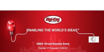 Digi-Key Electronics hosts virtual keynote event on innovation in EMEA beyond the pandemic