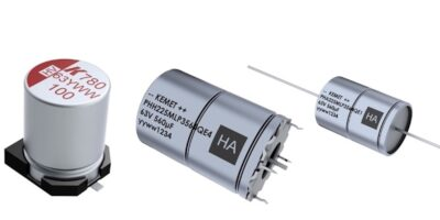 Hybrid aluminium polymer capacitors are EEC-Q200-qualified