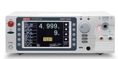 Bench test and measurement equipment from RS includes scopes and DMMs