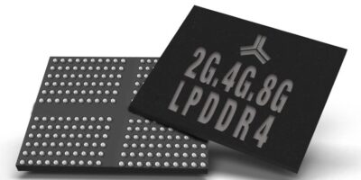 LPDDR4 SDRAMs reduce power consumption for mobile devices