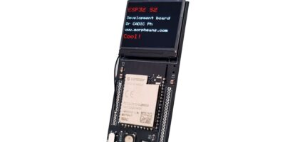 Open hardware development board adapts to ESP32-S2 applications