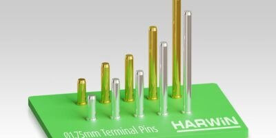 Harwin adds 1.75mm diameter terminal pins