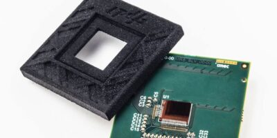 Thin film, short wave infrared image sensor exceeds InGaAs-based versions