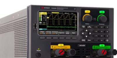 Compact DC electronic loads from Keysight, minimise bench space