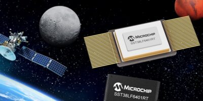 Microchip adds 64Mbit parallel SuperFlash to rad-tolerant COTS devices
