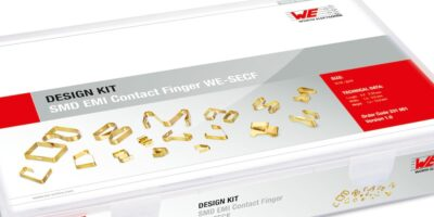 Würth Elektronik protection kits are available from RS Components