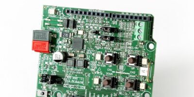 Arduino-compatible shields support automation system development