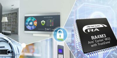 MCUs combine Arm TrustZone with Renesas' Secure Crypto Engine