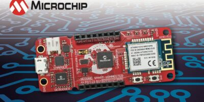 Win a Microchip SAM IoT WG Development Board
