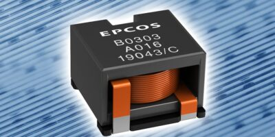 TDK extends Epcos ERU SMT power inductor series with high current chokes
