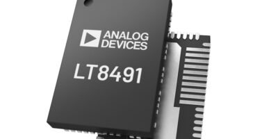 ADI integrates MPPT in buck-boost battery charging controller