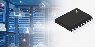 Power monitoring IC simplifies automation and optimises energy efficiency